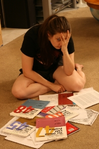 Won't there be enough standardized tests in life that the summer does not have to focus on them? Photo Credit: Jon B via  Wikimedia Commons .