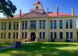 Johnson City is now the county seat of Blanco County. Photo Credit: M'Lissa Howen.