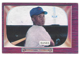 Ernie banks was Mr. Cub and famoous for saying