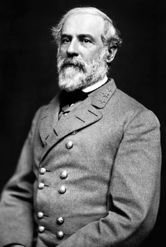 """In this picture, Lee's eyes tell us of his struggle. """"Robert Edward Lee"""" by Julian Vannerson - The Library of Congress Prints & Photographs Online Catalog;  http://www.loc.gov/rr/print/catalog.html . Licensed under Public Domain via  Wikimedia Commons."""