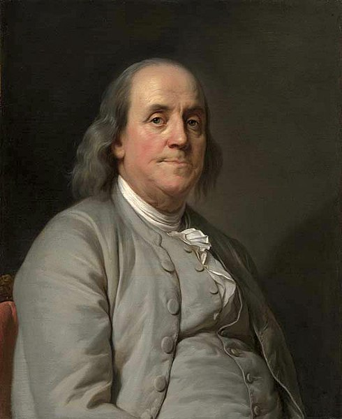 Ben Franklin could not envision Social Security, but he knew about taxes.